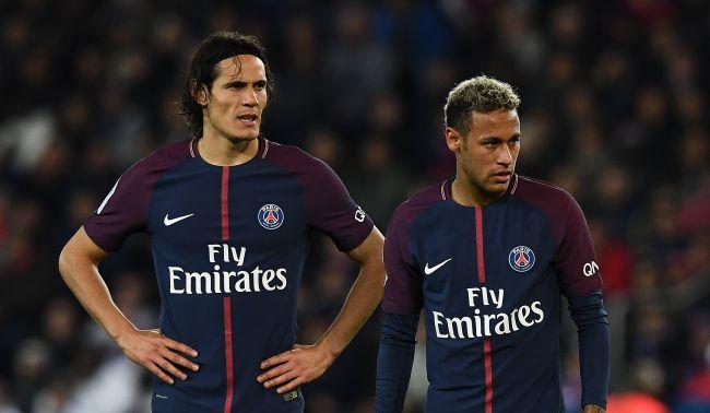 Conflitos, Neymar e Cavani