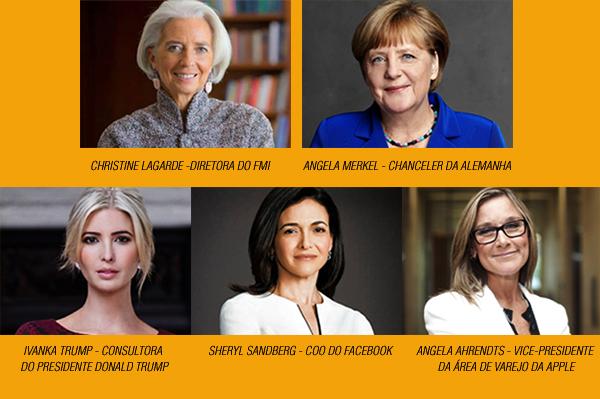 Mulheres Super Poderosas