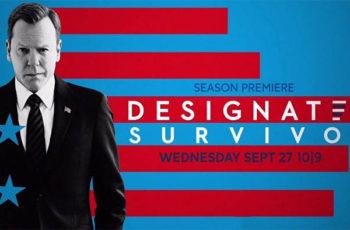 Designated Survivor e 8 aprendizados