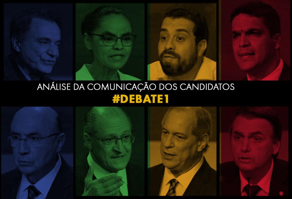 Comunicação dos Candidatos à Presidência